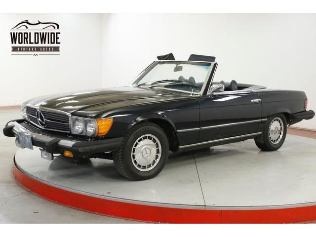 1974 Mercedes-Benz 450SL (CC-1359717) for sale in Denver , Colorado