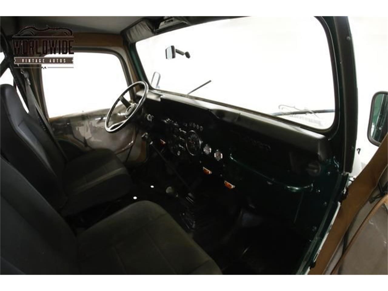 1982 Jeep CJ (CC-1359720) for sale in Denver , Colorado