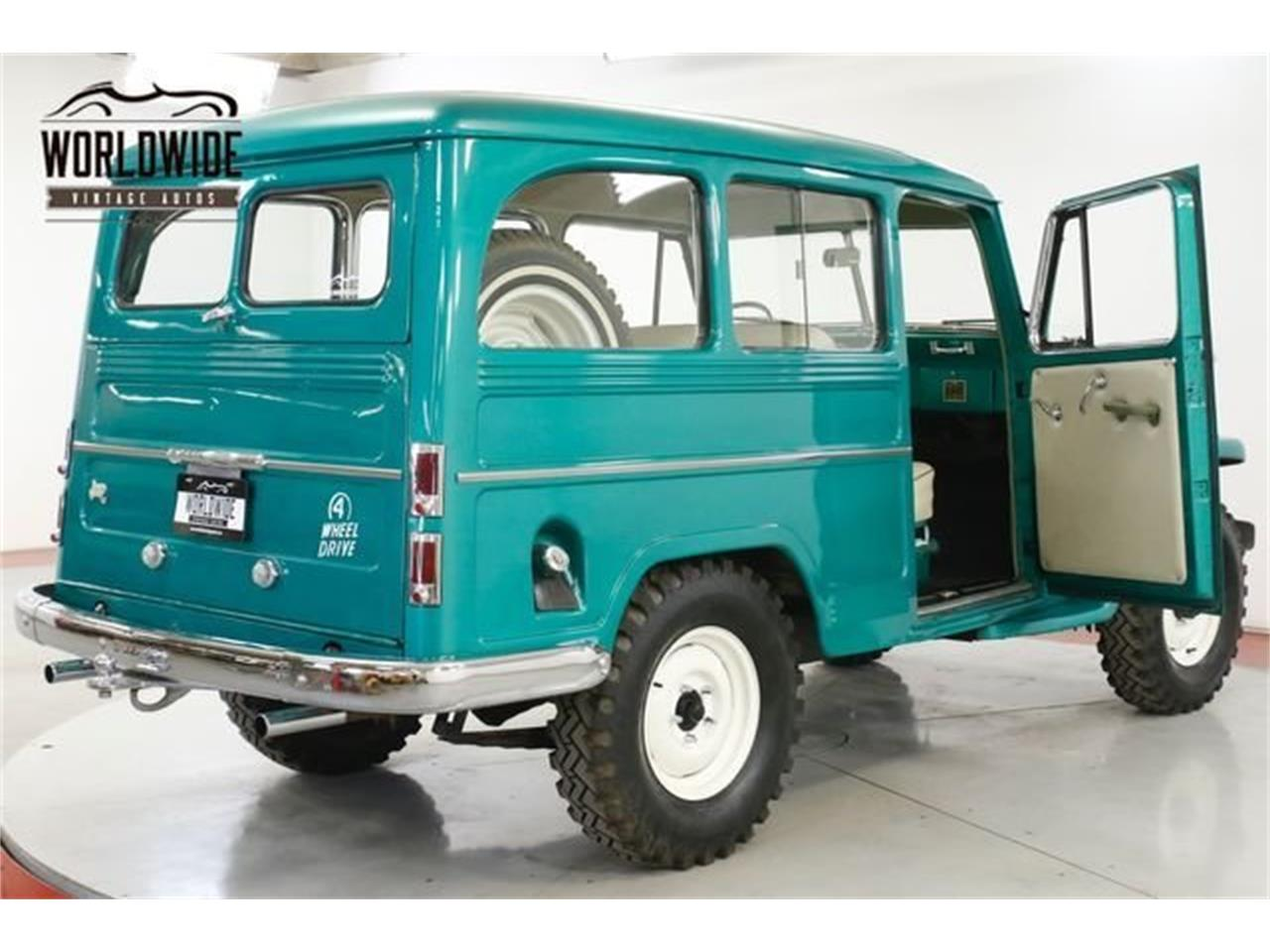 1959 Willys Wagoneer (CC-1359729) for sale in Denver , Colorado