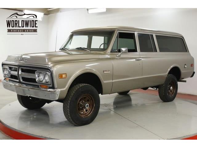 1972 GMC Suburban (CC-1359730) for sale in Denver , Colorado