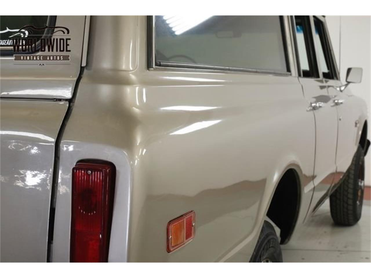 1972 GMC Suburban (CC-1359730) for sale in Denver , Colorado
