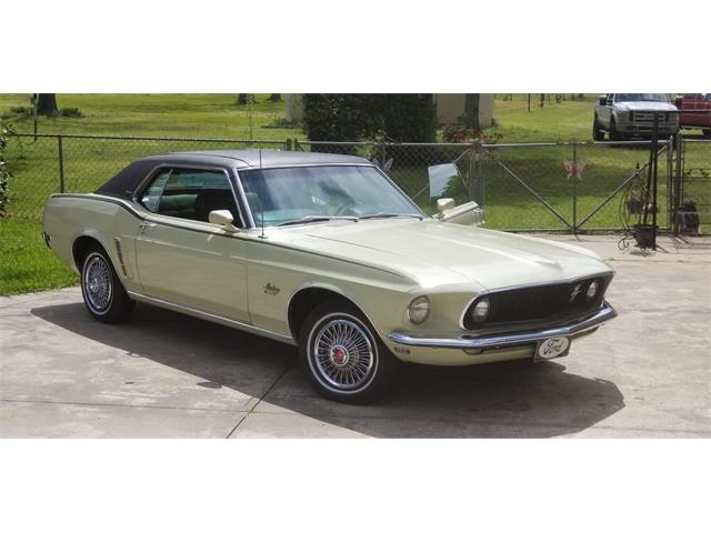 1969 Ford Mustang (CC-1350974) for sale in Perry, Florida