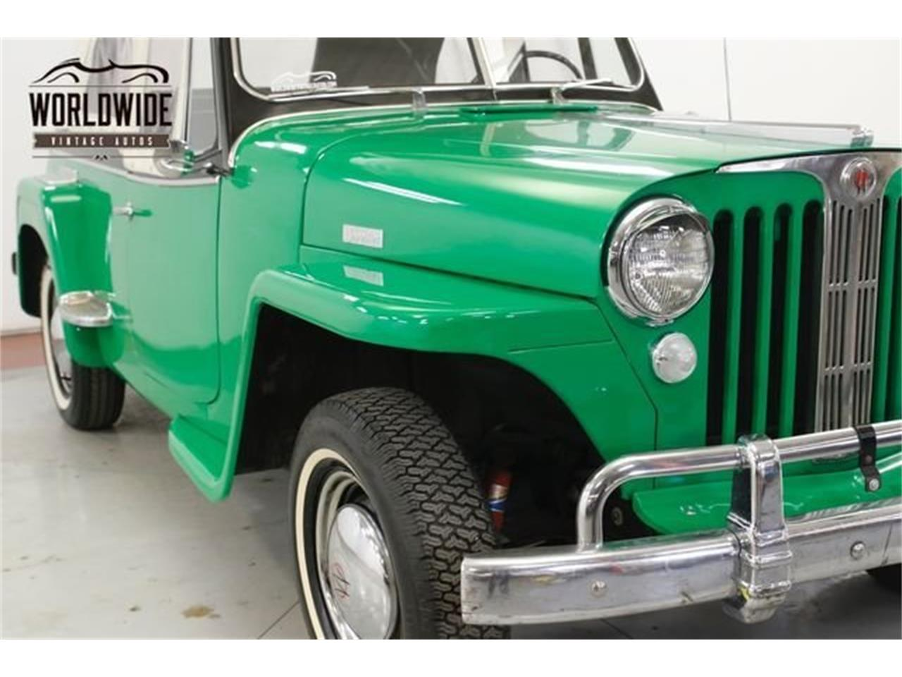 1949 Willys Jeepster (CC-1359743) for sale in Denver , Colorado