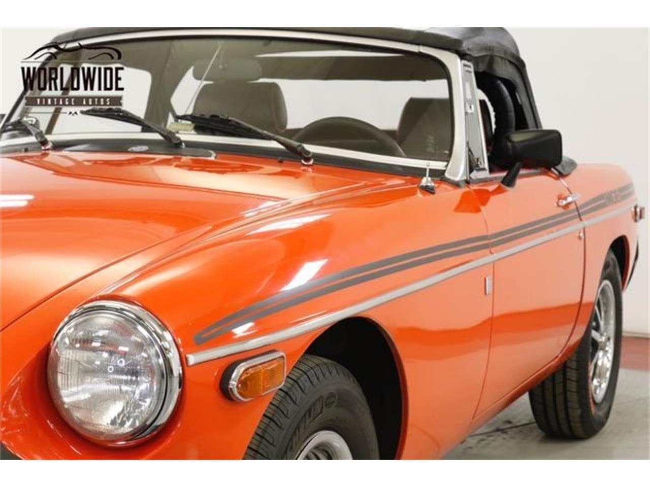 1979 MG MGB (CC-1359747) for sale in Denver , Colorado