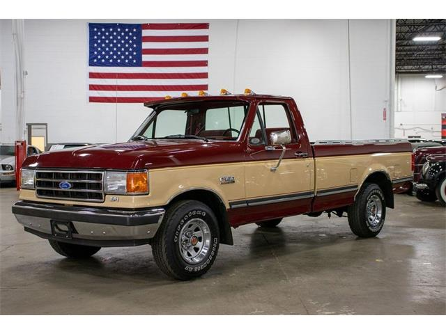 1990 Ford F150 (CC-1359765) for sale in Kentwood, Michigan