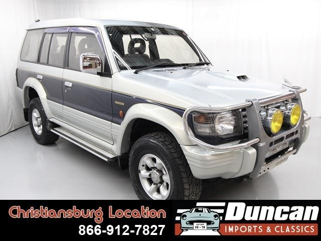 1994 Mitsubishi Pajero (CC-1359770) for sale in Christiansburg, Virginia
