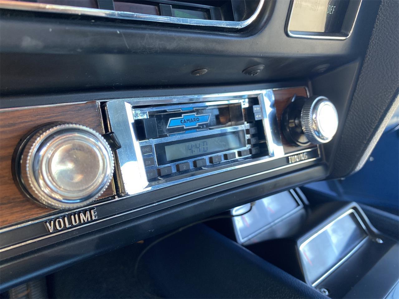 1969 Chevrolet Camaro Z28 (CC-1359790) for sale in Fairfield, California