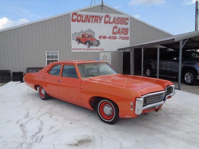 1969 Chevrolet Biscayne (CC-1359794) for sale in Staunton, Illinois