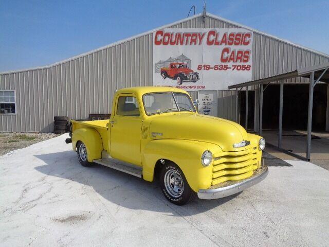 1949 Chevrolet Pickup (CC-1359796) for sale in Staunton, Illinois