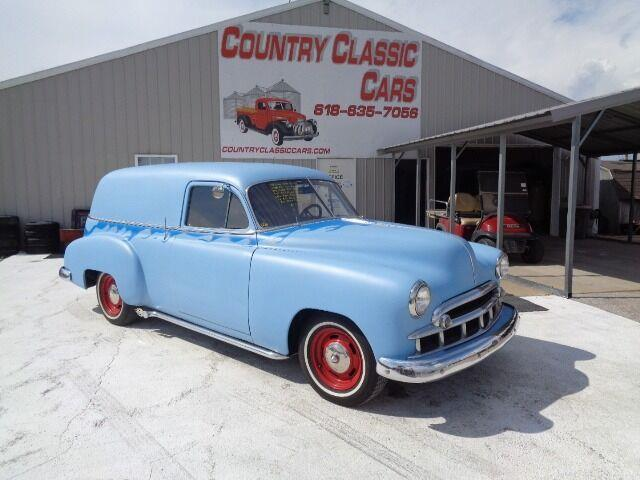 1949 Chevrolet Sedan Delivery (CC-1359797) for sale in Staunton, Illinois