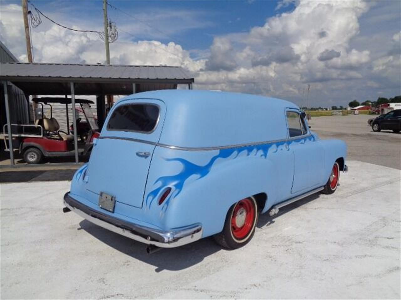 1949 Chevrolet Sedan Delivery (CC-1359797) for sale in Staunton, Illinois
