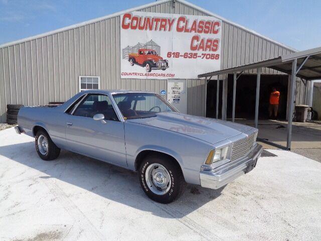 1978 Chevrolet El Camino (CC-1359803) for sale in Staunton, Illinois