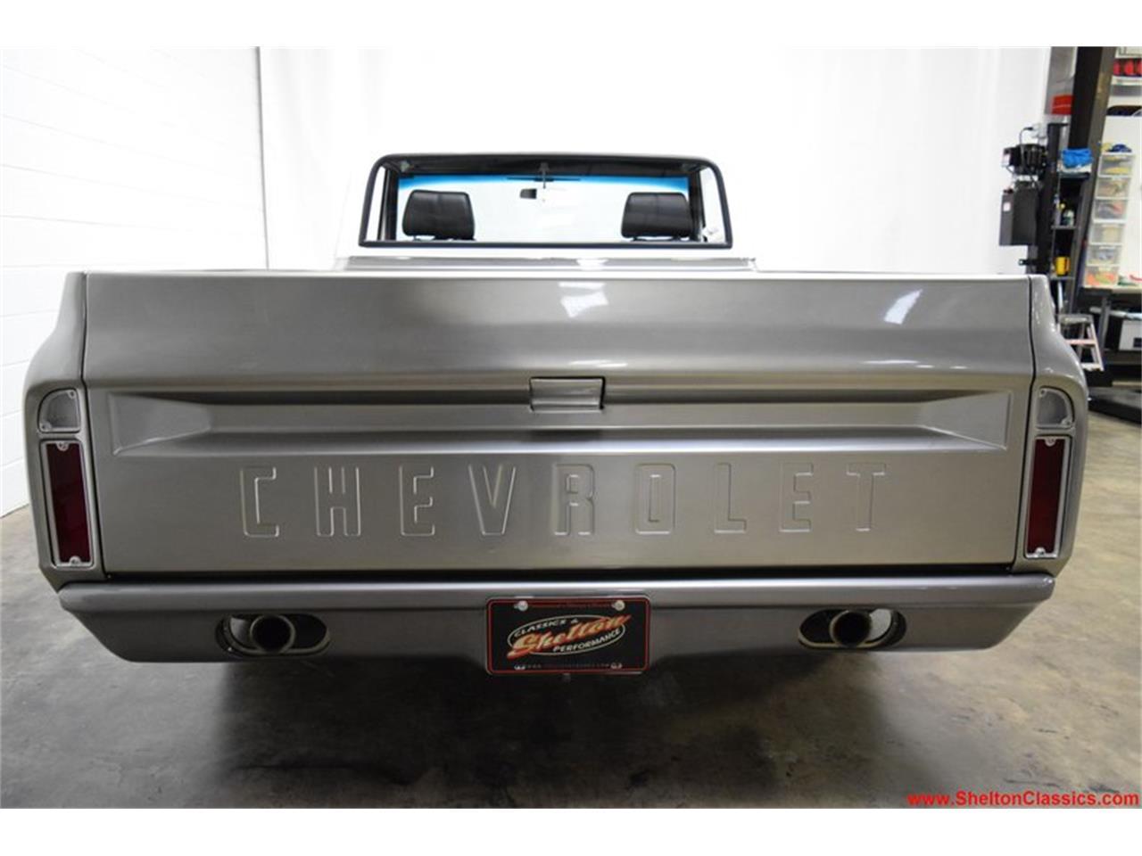 1969 Chevrolet C10 (CC-1359805) for sale in Mooresville, North Carolina