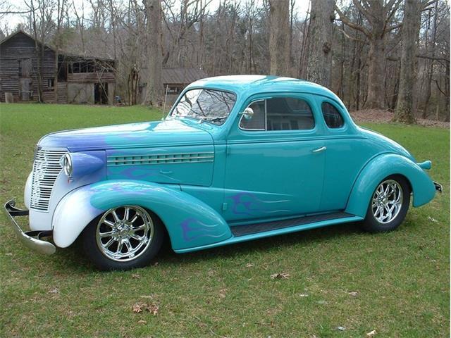 1938 Chevrolet Deluxe