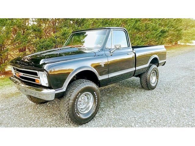 1967 Chevrolet C10 (CC-1359816) for sale in Greensboro, North Carolina