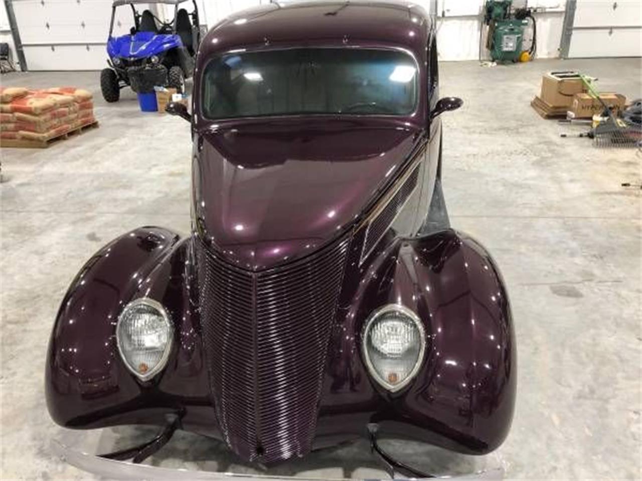1937 Ford Sedan (CC-1359825) for sale in Cadillac, Michigan