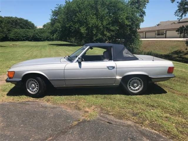 1983 Mercedes-Benz 280SL (CC-1359829) for sale in Cadillac, Michigan