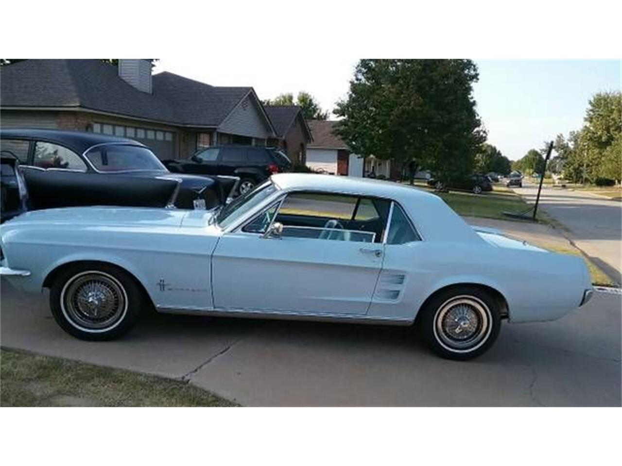 1967 Ford Mustang (CC-1359830) for sale in Cadillac, Michigan
