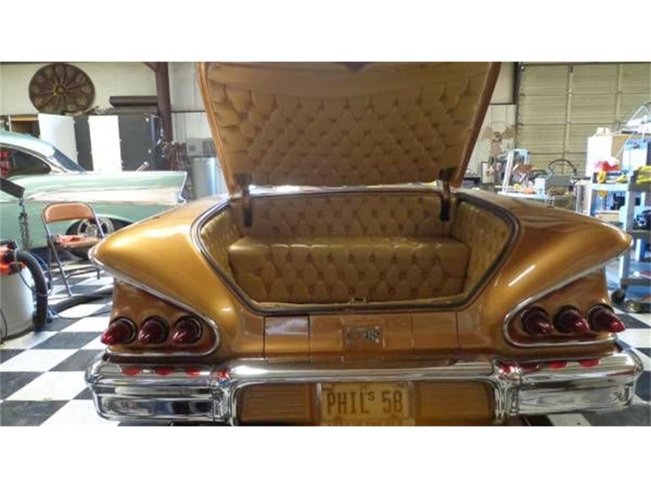 1958 Chevrolet Impala (CC-1359834) for sale in Cadillac, Michigan