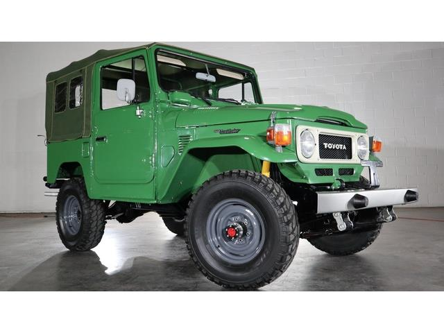 1982 Toyota Land Cruiser FJ40 (CC-1359838) for sale in Jackson, Mississippi