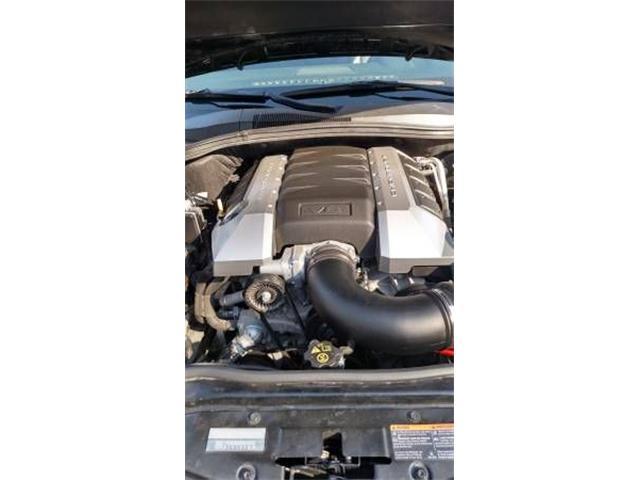 2010 Chevrolet Camaro (CC-1359849) for sale in Cadillac, Michigan