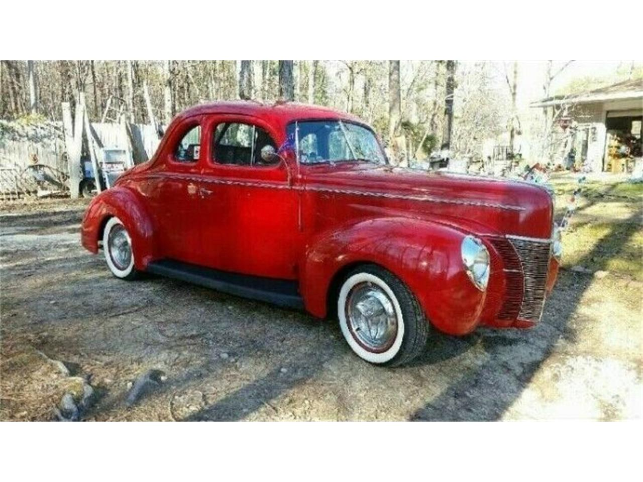 1940 Ford Deluxe (CC-1359851) for sale in Cadillac, Michigan