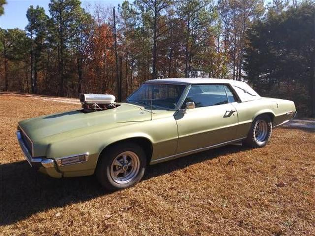 1968 Ford Thunderbird (CC-1359857) for sale in Cadillac, Michigan