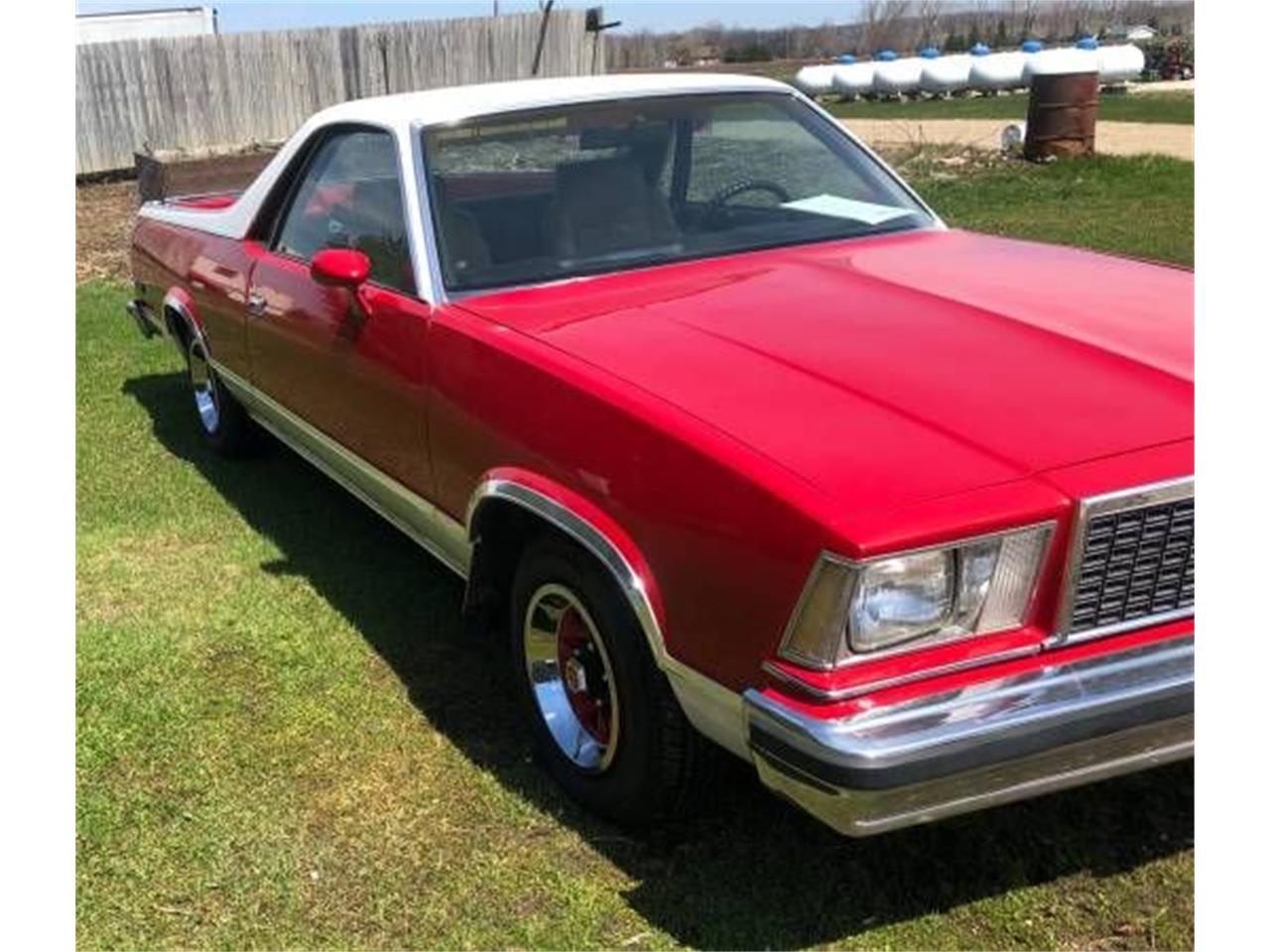 1978 Chevrolet El Camino (CC-1359865) for sale in Cadillac, Michigan