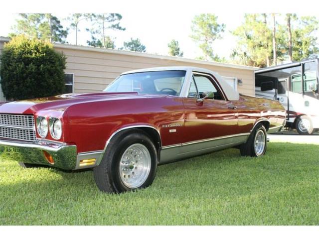 1970 Chevrolet El Camino (CC-1359875) for sale in Cadillac, Michigan