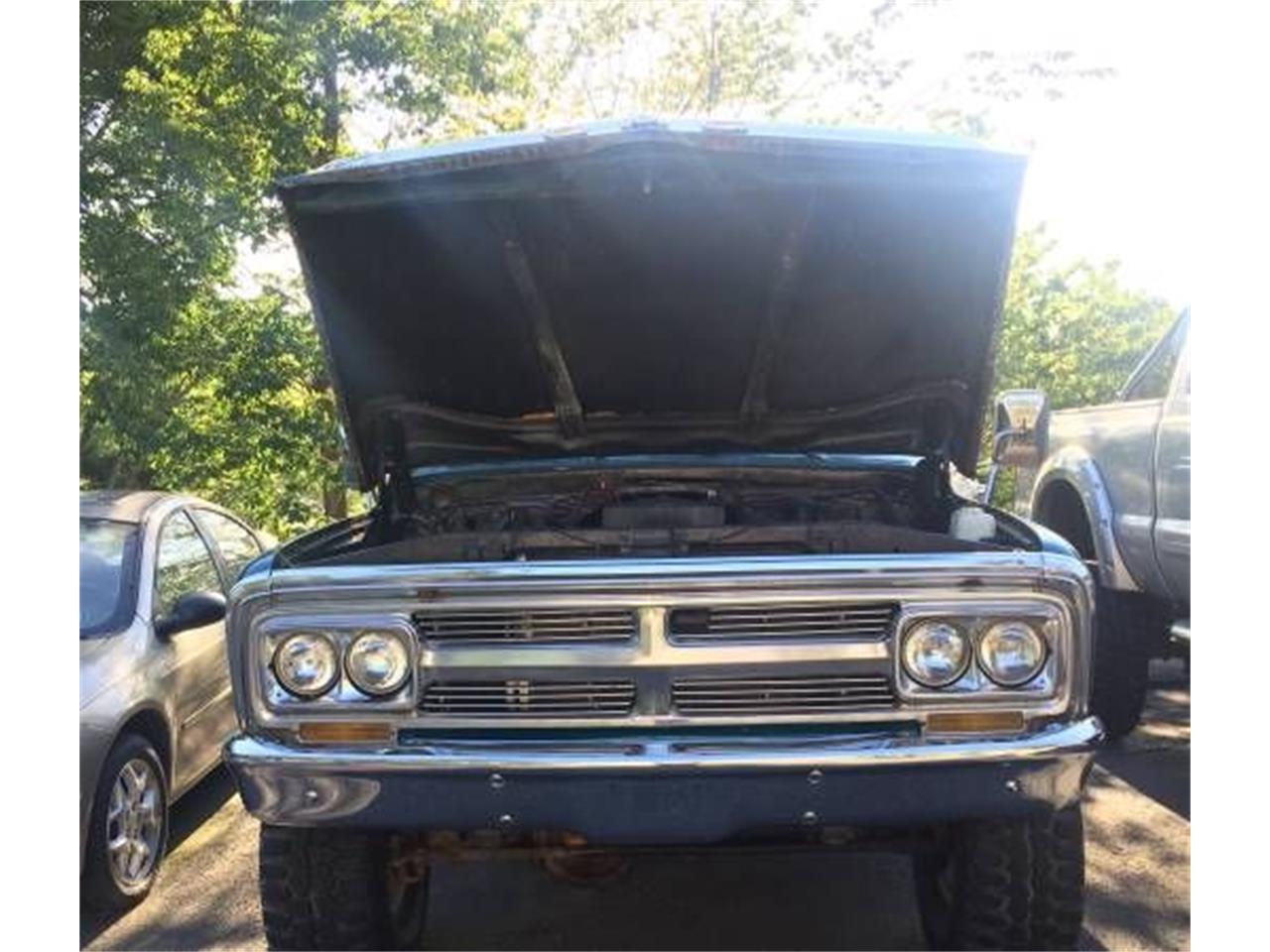 1970 GMC 1500 (CC-1359877) for sale in Cadillac, Michigan
