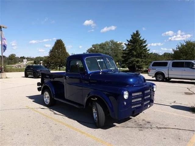 1948 Dodge Ram (CC-1359882) for sale in Cadillac, Michigan
