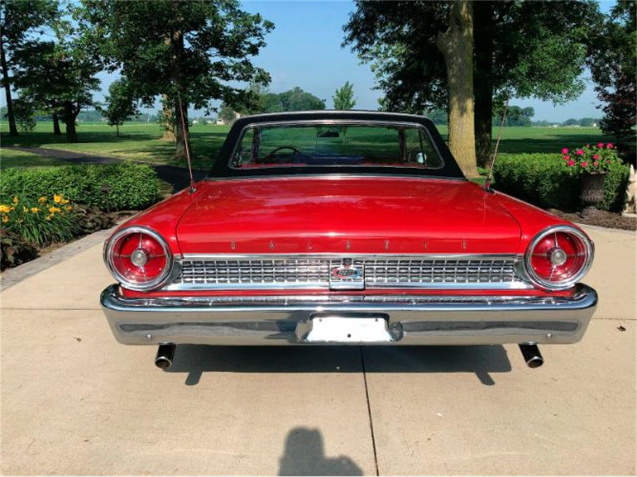 1963 Ford Galaxie (CC-1359889) for sale in Cadillac, Michigan