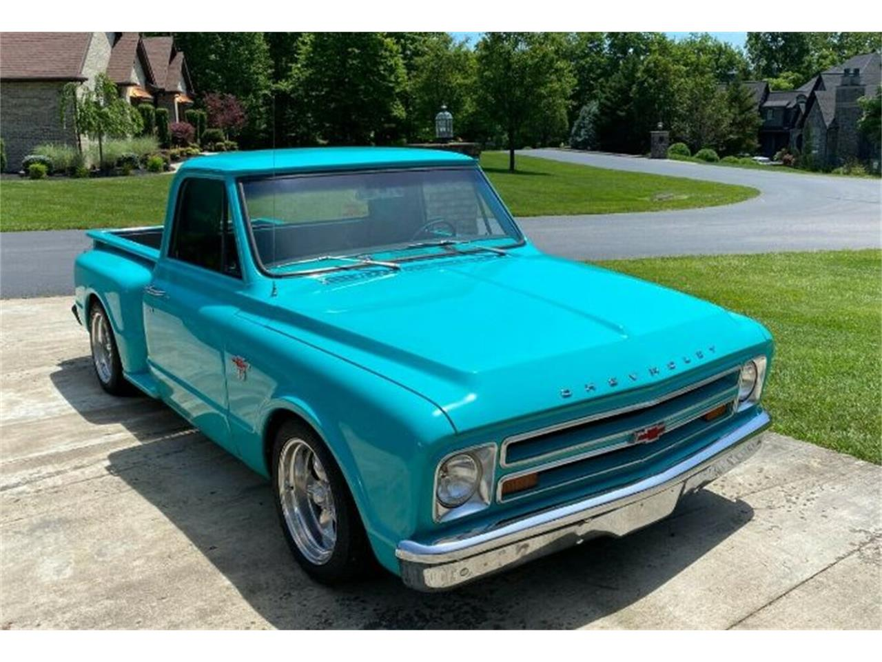 1967 Chevrolet C10 (CC-1359891) for sale in Cadillac, Michigan
