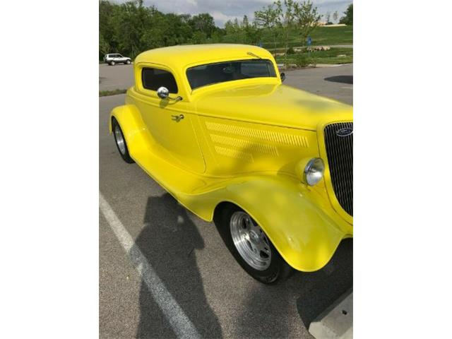 1934 Ford Coupe (CC-1359900) for sale in Cadillac, Michigan