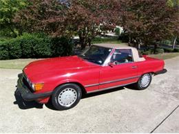 1988 Mercedes-Benz 560SL (CC-1359901) for sale in Cadillac, Michigan
