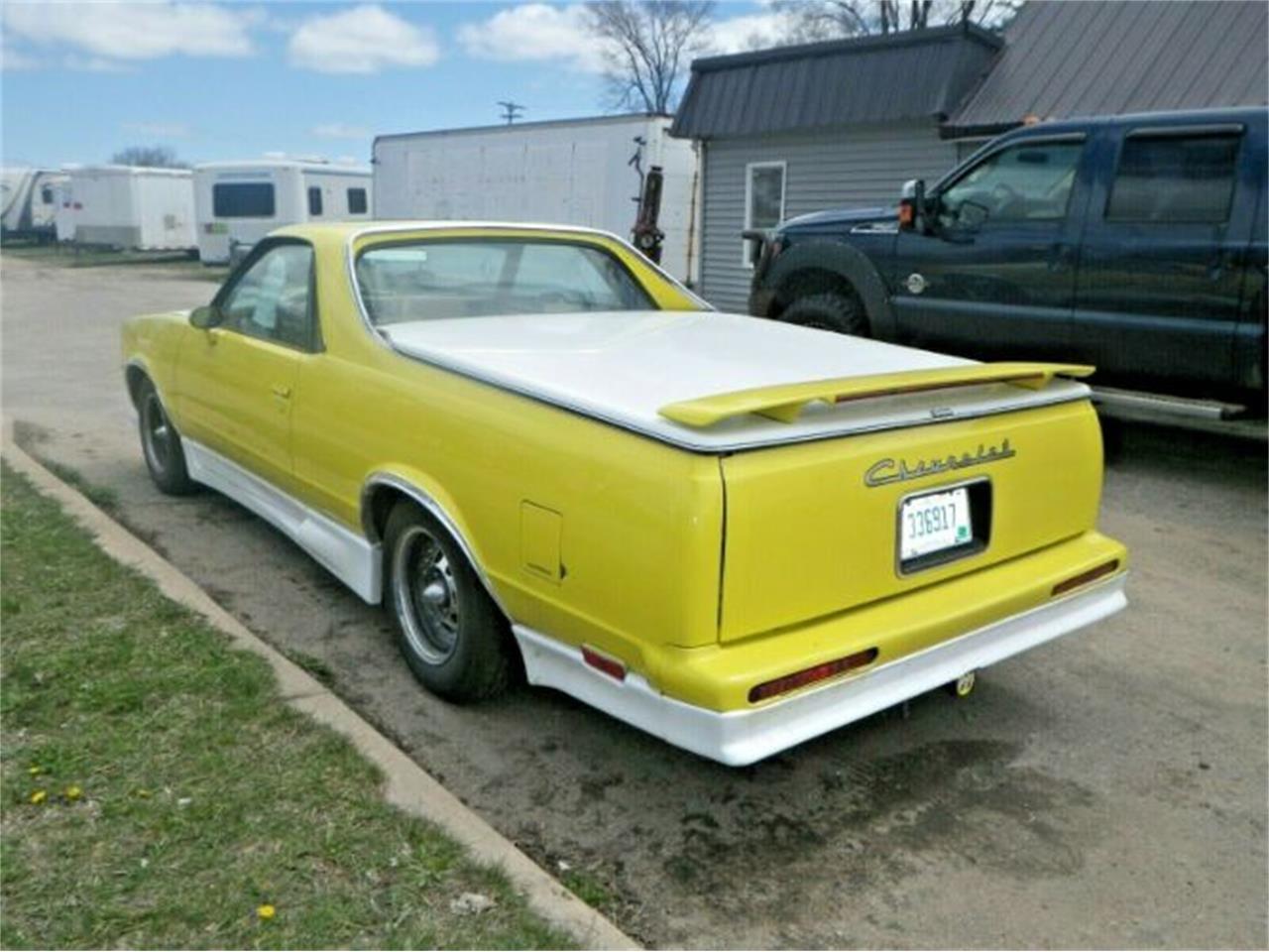 1978 Chevrolet El Camino (CC-1359902) for sale in Cadillac, Michigan
