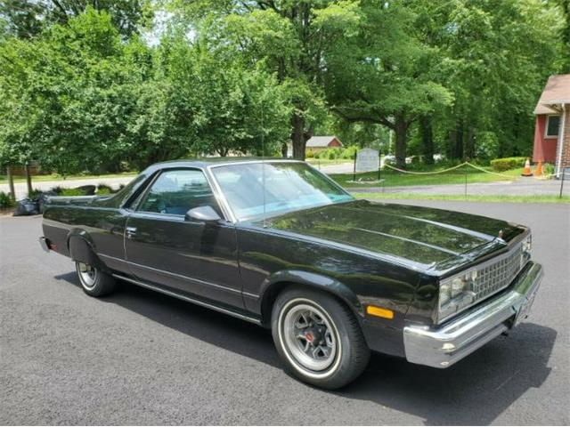1987 Chevrolet El Camino (CC-1359905) for sale in Cadillac, Michigan