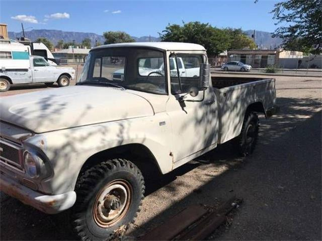 1967 International Pickup (CC-1359907) for sale in Cadillac, Michigan