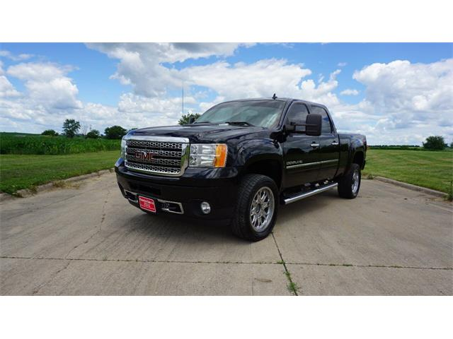 2012 GMC 2500 (CC-1359908) for sale in Clarence, Iowa