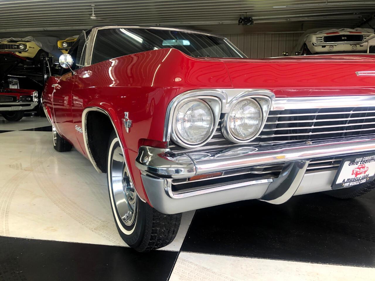 1965 Chevrolet Impala SS (CC-1359909) for sale in North Canton, Ohio