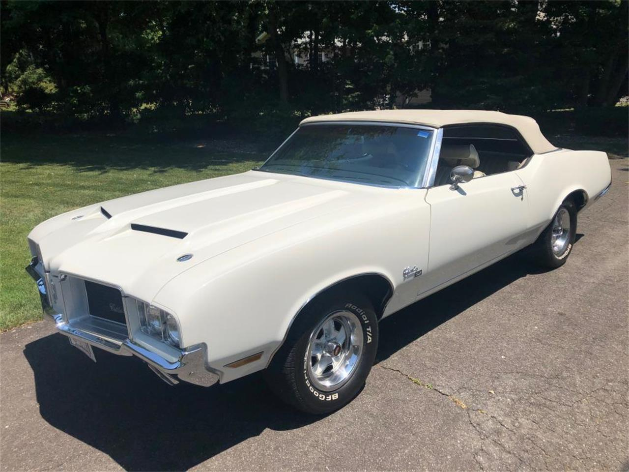 1971 Oldsmobile Cutlass Supreme (CC-1359925) for sale in Milford City, Connecticut