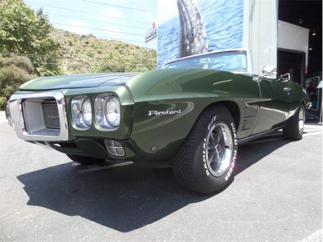 1969 Pontiac Firebird (CC-1359928) for sale in Laguna Beach, California