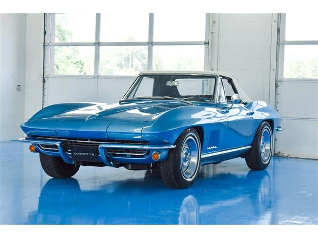 1967 Chevrolet Corvette (CC-1359930) for sale in Springfield, Ohio