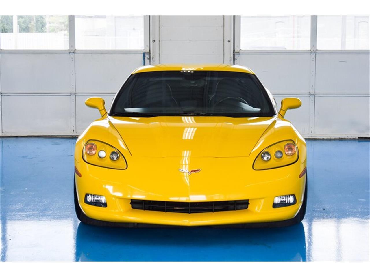 2007 Chevrolet Corvette (CC-1359934) for sale in Springfield, Ohio
