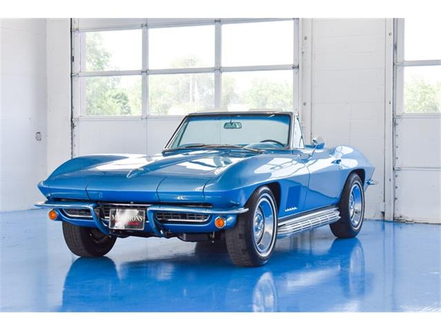 1967 Chevrolet Corvette (CC-1359938) for sale in Springfield, Ohio