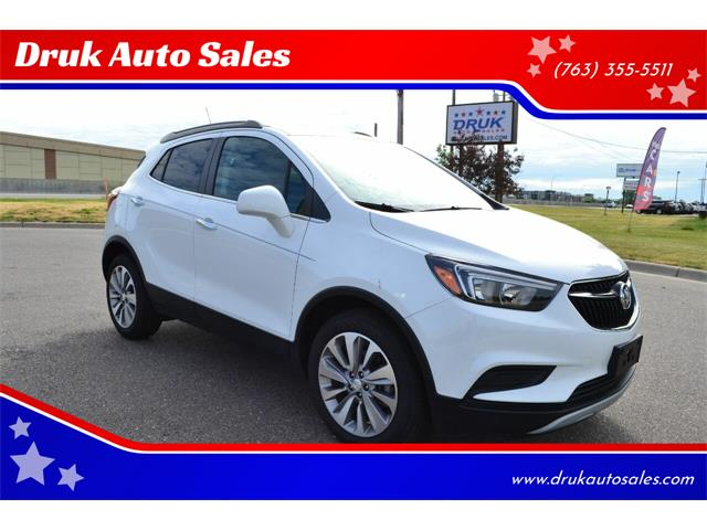 2020 Buick Encore (CC-1359941) for sale in Ramsey, Minnesota