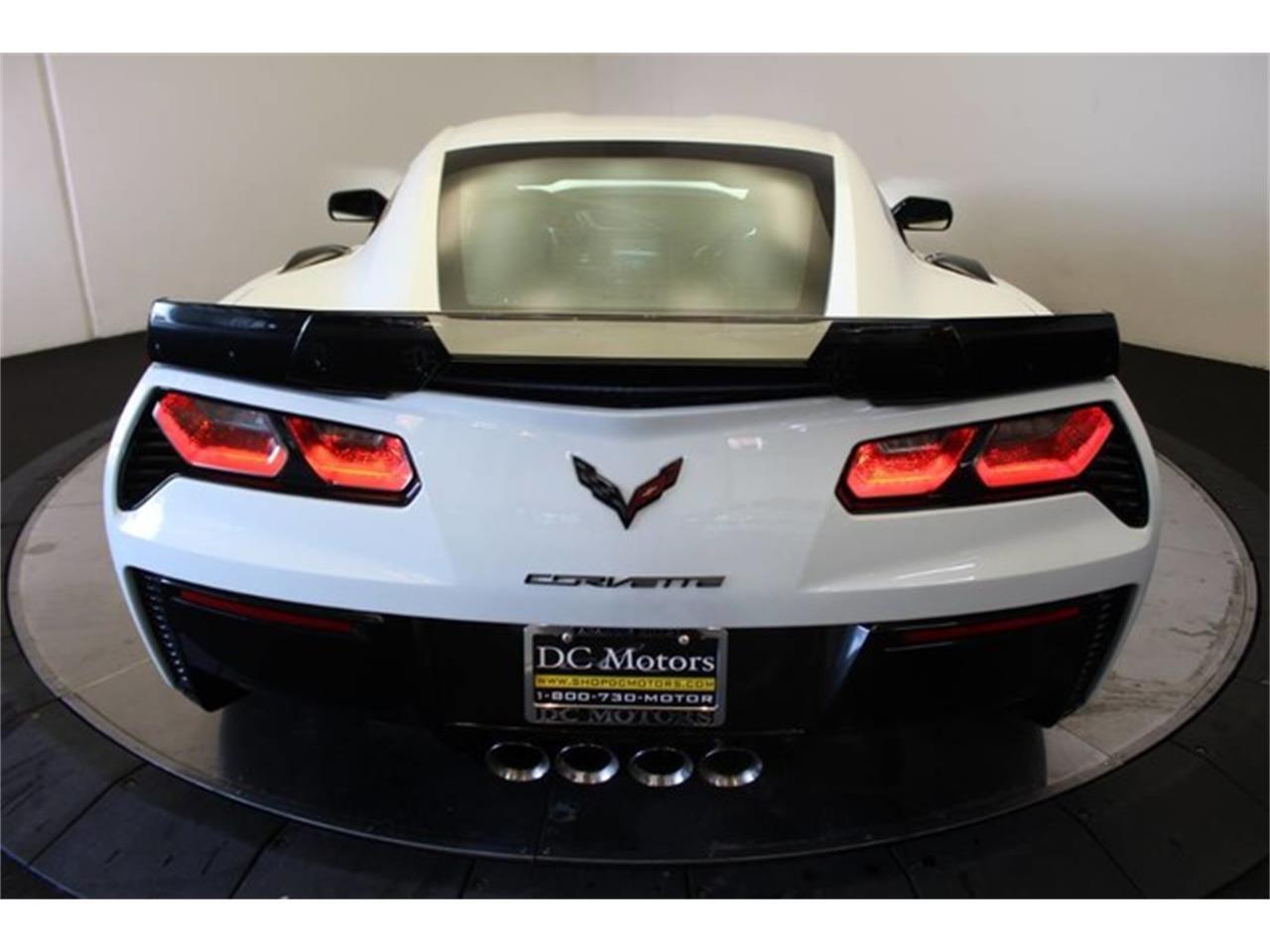 2019 Chevrolet Corvette (CC-1359946) for sale in Anaheim, California