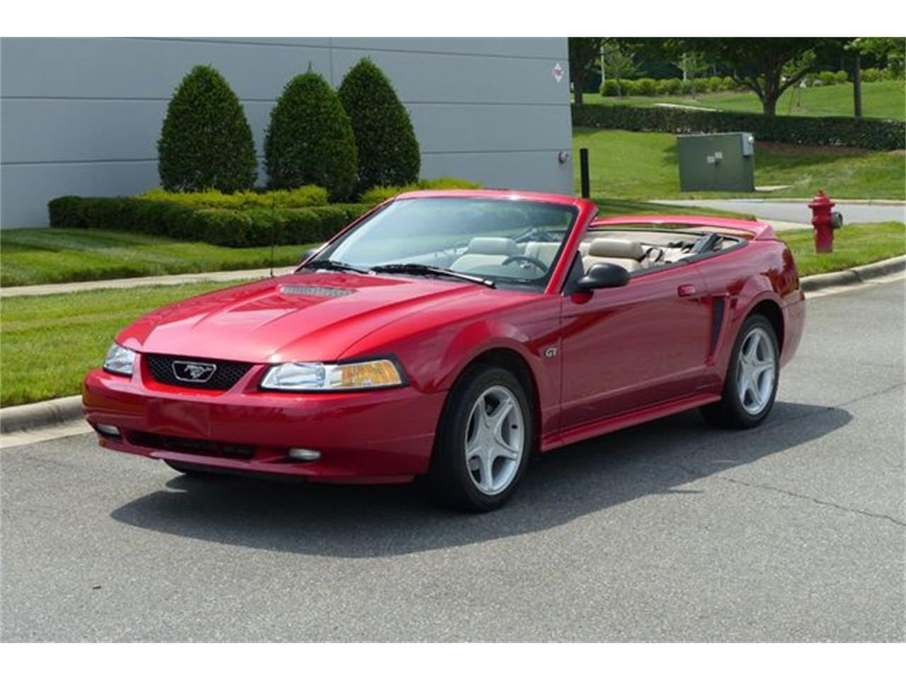 2000 Ford Mustang (CC-1359949) for sale in Charlotte, North Carolina