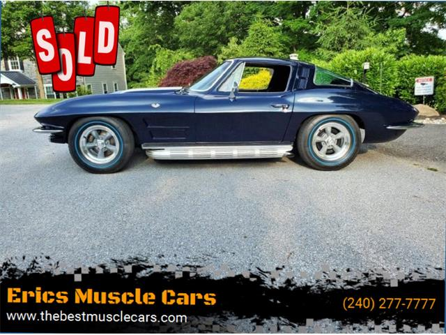 1964 Chevrolet Corvette (CC-1359956) for sale in Clarksburg, Maryland