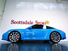 2017 Porsche 911 Targa (CC-1359958) for sale in Scottsdale, Arizona